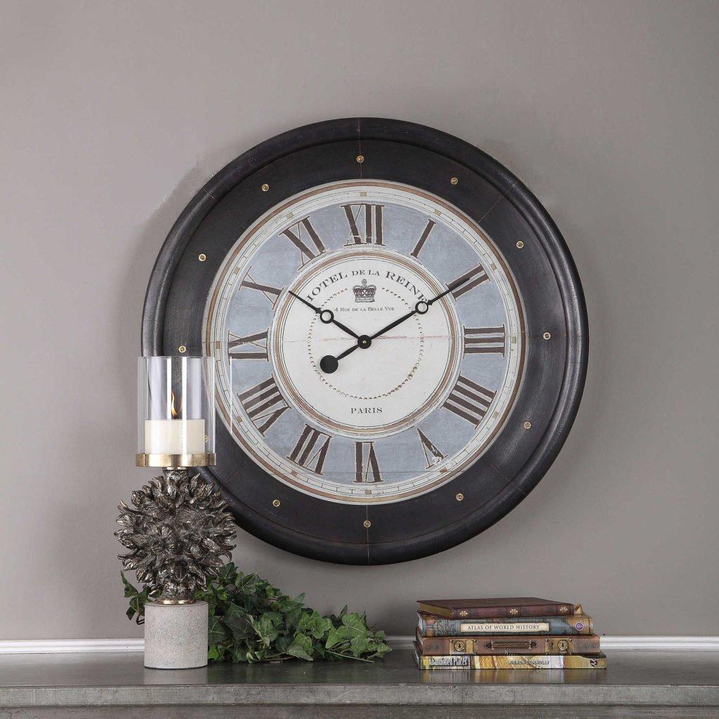 Accents Clock